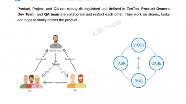 Introduction of ZenTao ALM